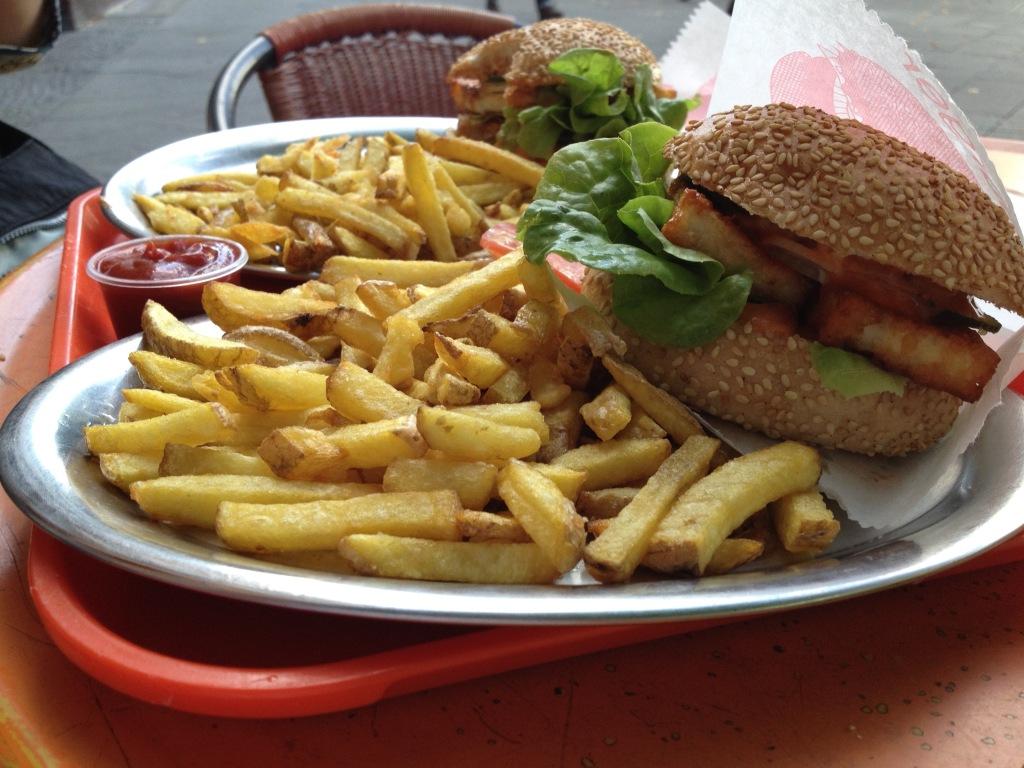 Yellow Sunshine Burger, Berlin